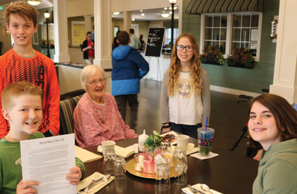 Green Acres Retirement Living Memory Book Project